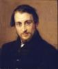 Giovanni Carnovali (detto il Piccio), Ritratto di Pietro Ghidini [1848]