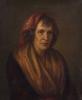 Giovanni Carnovali (detto il Piccio), Ritratto di nobile signora