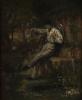Gustave Courbet, L'addio del volontario | Der Abschied des Freiwilligen