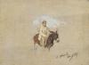De Nittis, A cavallo del somarello.jpg