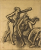 Degas, Tre ballerine nude | Trois danseuses nues | Three nude dancers