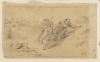 Eugène Delacroix, Arabi di Orano | Arabes d'Oran | Die Araber von Orano | Arabs of Oran [1832]
