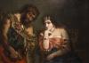Eugène Delacroix, Cleopatra e il contadino | Cléopâtre et le paysan | Cleopatra and the peasant