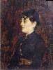 Giacomo Favretto, Ritratto femminile