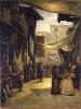 Fontanesi, Mercato Vecchio di Firenze