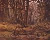 Caspar David Friedrich, Bosco in autunno inoltrato | Wald im Spätherbst