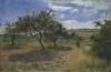 Paul Gauguin, I meli dell'Hermitage | Les pommiers de l`Hermitage