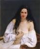 Francesco Hayez, Busto di donna dai capelli sparsi