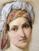 Francesco Hayez, Ritratto della moglie Vincenza Scaccia [1816]
