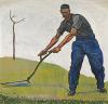 Ferdinand Hodler, Il falciatore | Der Mäher