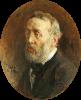 Jozef Israëls, Autoritratto | Self portrait [1881]