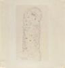 Gustav Klimt, Amanti in piedi visti di lato | Stehendes Liebespaar in Seitenansicht