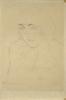 Gustav Klimt, Ritratto a mezzo busto di una donna | Brustbild einer Frau