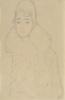 Gustav Klimt, Ritratto di una signora con pelliccia | Bildnis einer Dame mit umgelegtem Pelz