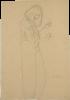 Gustav Klimt, Studio per 'La Poesia' nel 'Fregio di Beethoven'