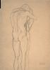 Gustav Klimt, Studio per 'Questo bacio per il mondo intero' nel 'Fregio di Beethoven'