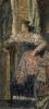 Antonio Mancini, Ritratto di una ragazza | Portrait of a girl