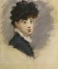 Manet, La donna con cappello nero.jpg