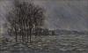 Monet, Inondazione | Inondation | Flood | Hochwasser