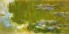 Monet, Lo stagno delle ninfee   Le bassin aux nymphéas   Water lily pond   Der Seerosenteich