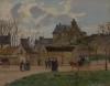 Pissarro Camille, Il Palazzo di Giustizia a Pontoise.jpg