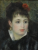 Renoir, Donna con rosa.jpg