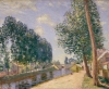 Sisley, Il canale del Loing a Moret.jpg