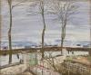 Sisley, La stazione ferroviaria di Moret in inverno.jpg
