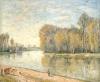 Sisley, Le rive del Loing [1891].jpg