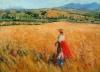 Tommasi Ludovico, A passeggio nei campi.jpg