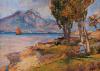 Ulvi Liegi, Lago di Garda
