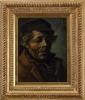van Gogh, Testa di contadino: studio per « I mangiatori di patate » | Tête de paysan: étude pour « Les mangeurs de pommes de terre » | Head of a peasant: study for « The potato eaters »