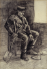 van Gogh, Uomo con una vanga, a riposo.png