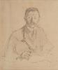 Théo van Rysselberghe, Emile Verhaeren al suo tavolo di lavoro | Emile Verhaeren à sa table de travail