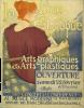Théo van Rysselberghe, La Libre Estétique Arts graphiques & Arts plastiques